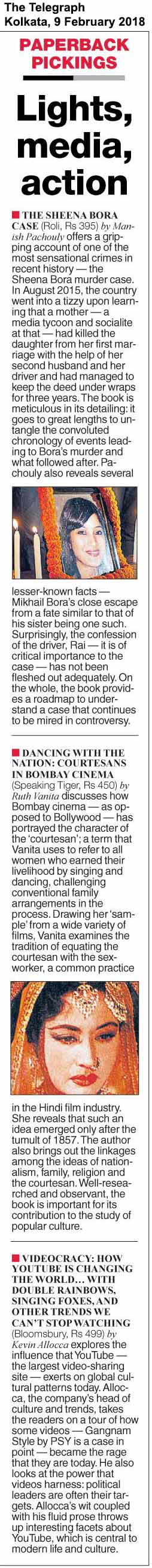 The Sheena Bora Case<br><span>The Telegraph, Kolkata</span>